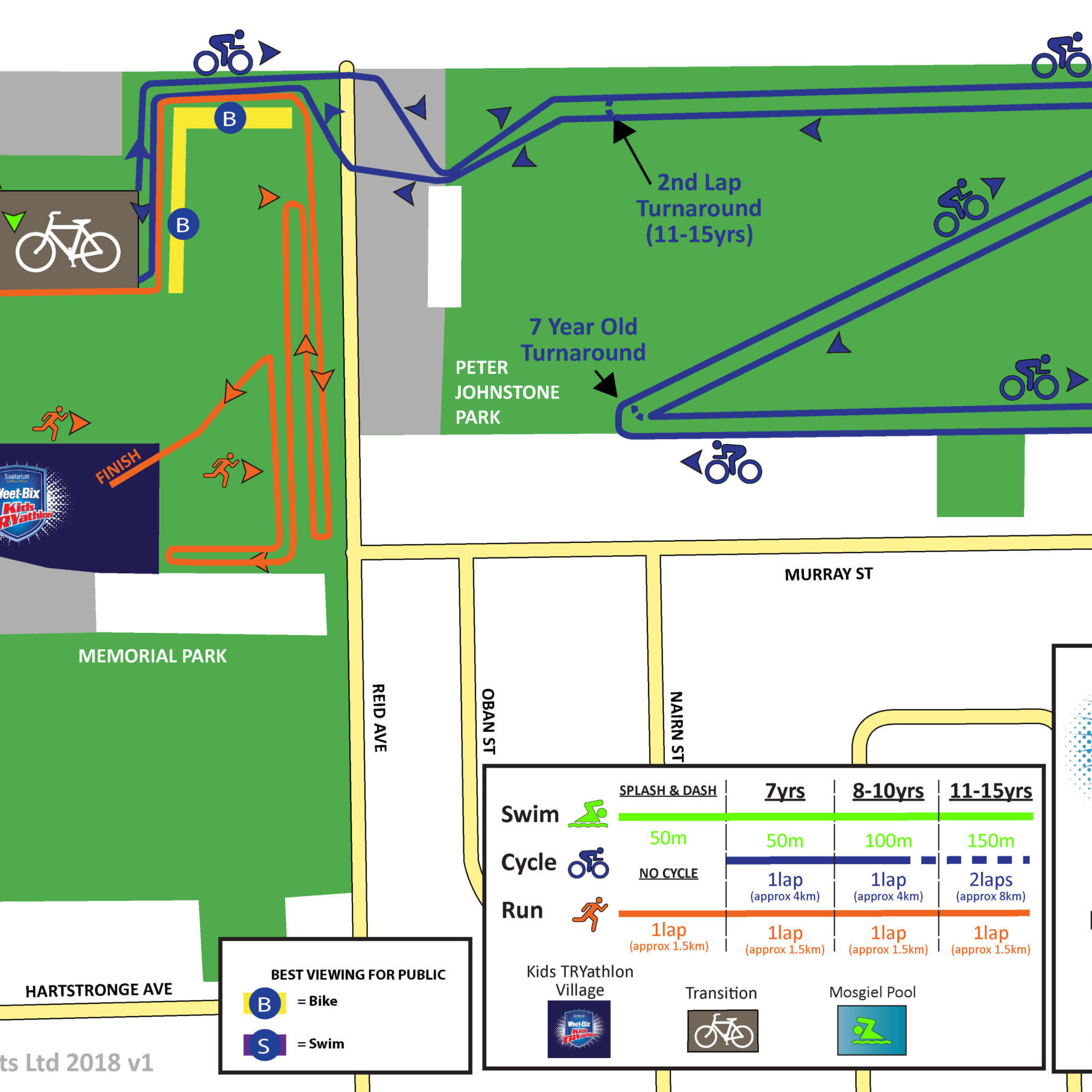 10 - SWBKT Dunedin Course Map 2020 FINAL