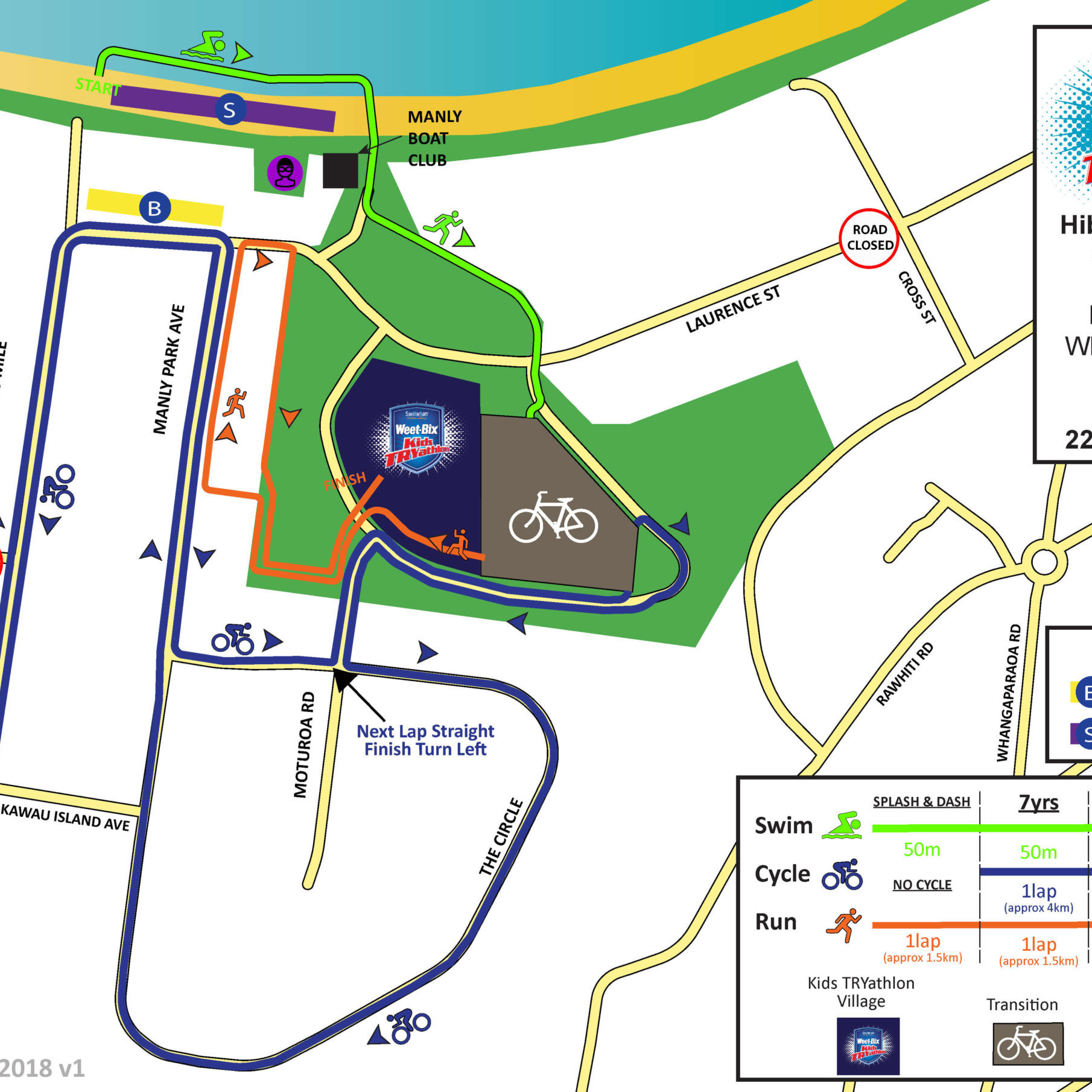 15 - SWBKT Hibiscus Coast Course Map 2020 FINAL