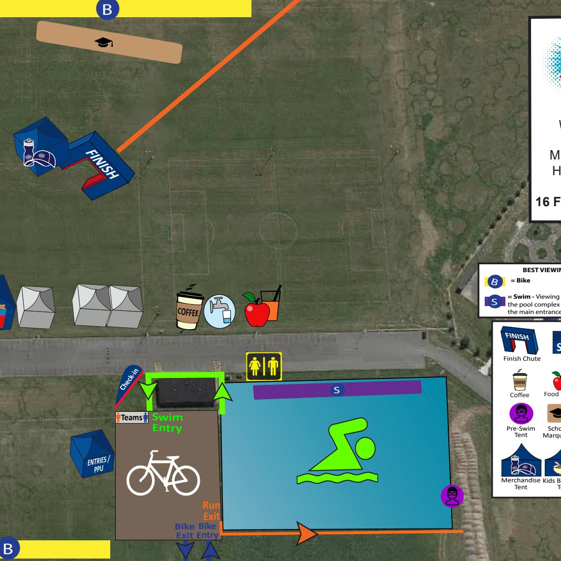2021 Hastings Village Map