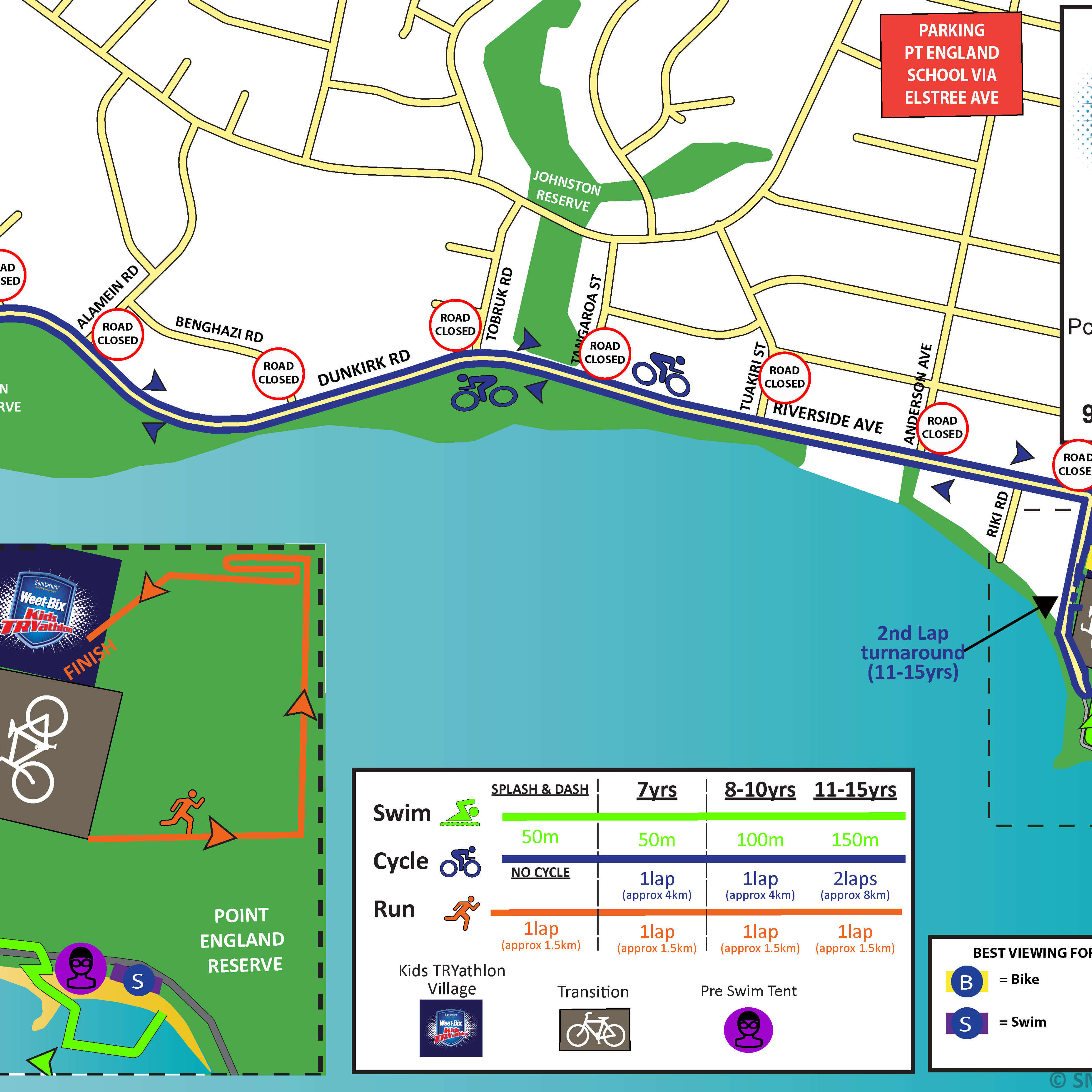 5 - SWBKT Central East Auckland Course Map 2020 FINAL