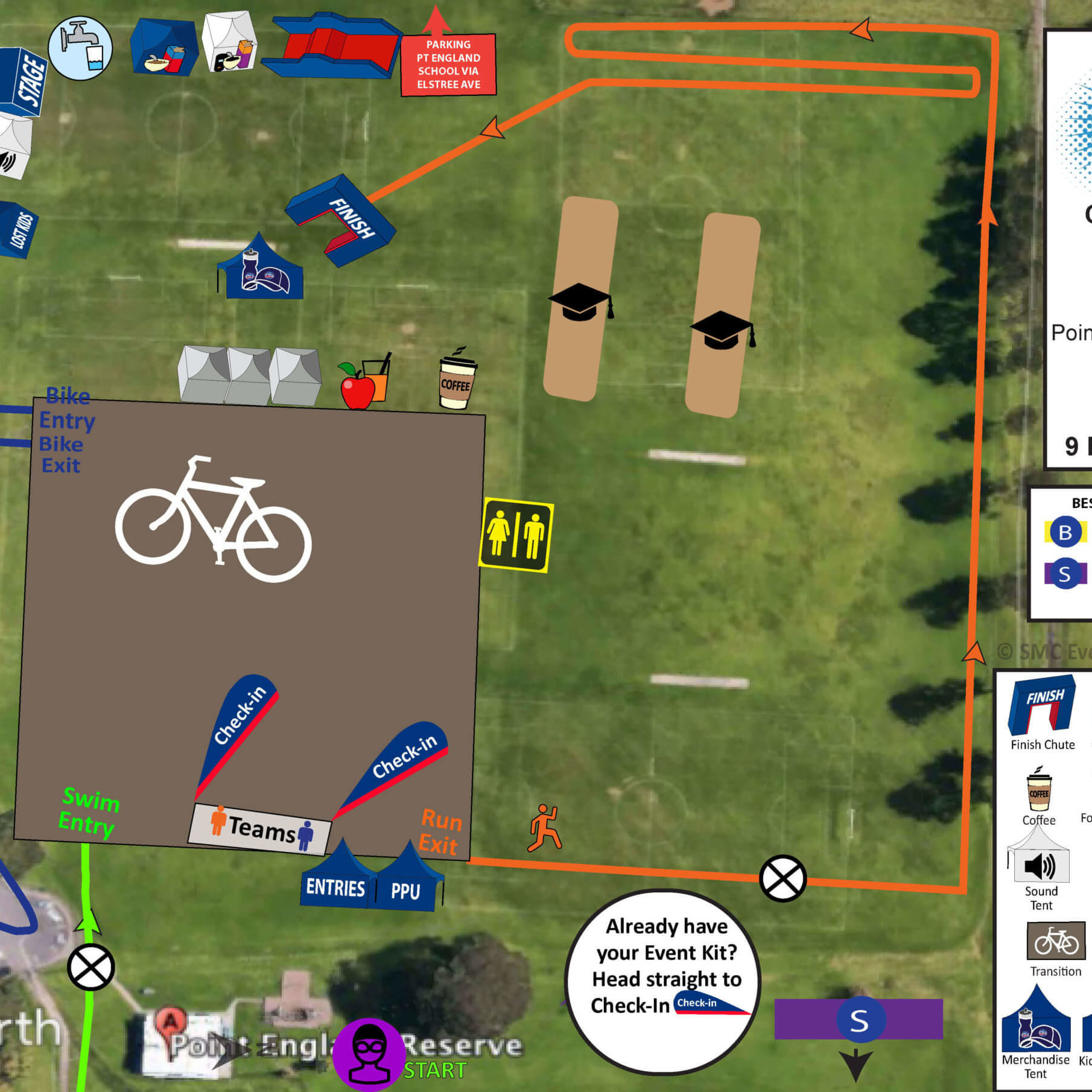 5 - SWBKT Central East Auckland Village Map 2020 FINAL