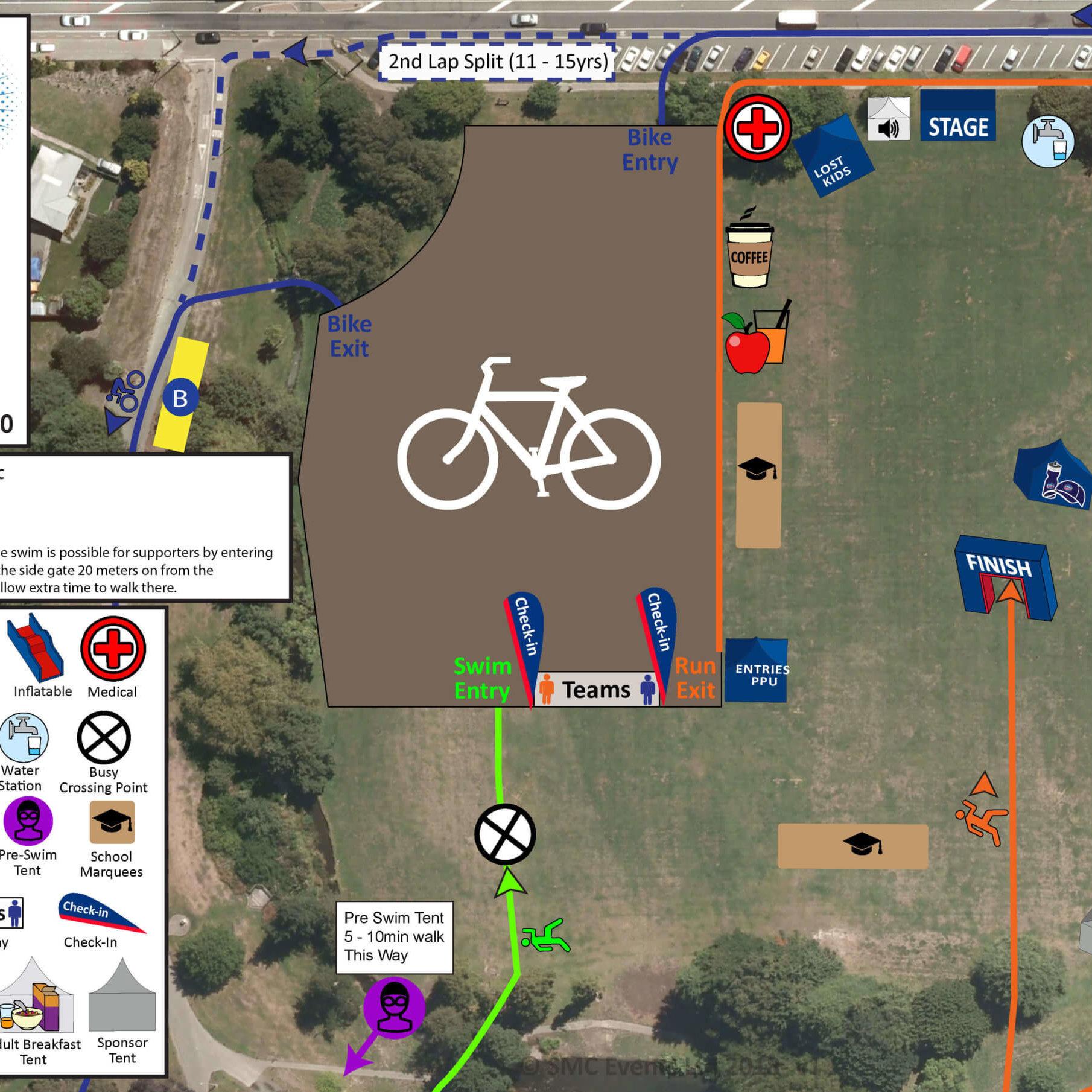 9 - SWBKT Christchurch Village Map 2020 FINAL