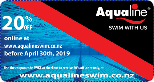 Aqualine Coupon