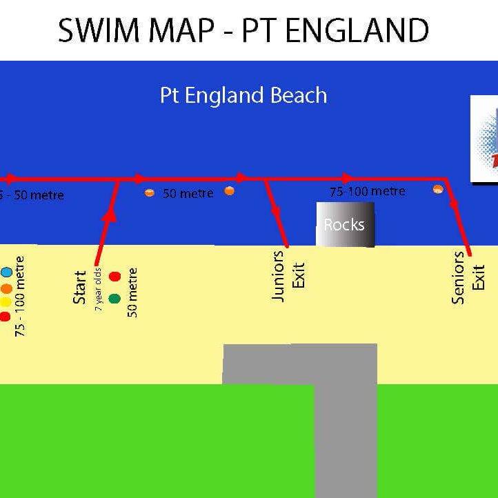 SWKT Pt England Swim 2017