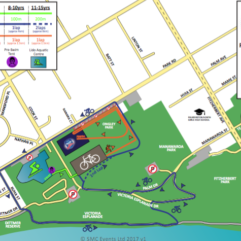 palmerston-north-course-map