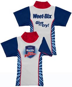 Starburst TRY Rash Shirt