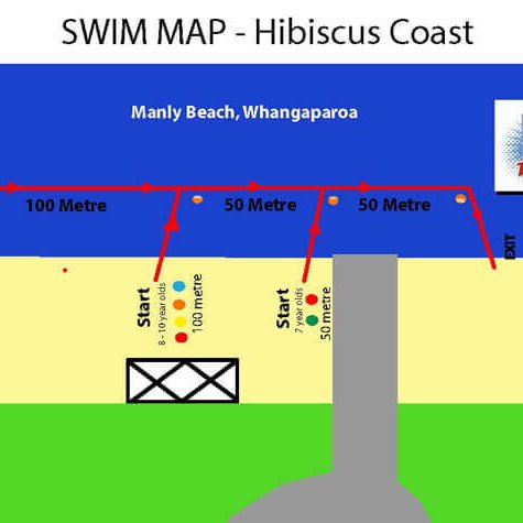 17-18 Hibiscus Coast - Swim Map v1