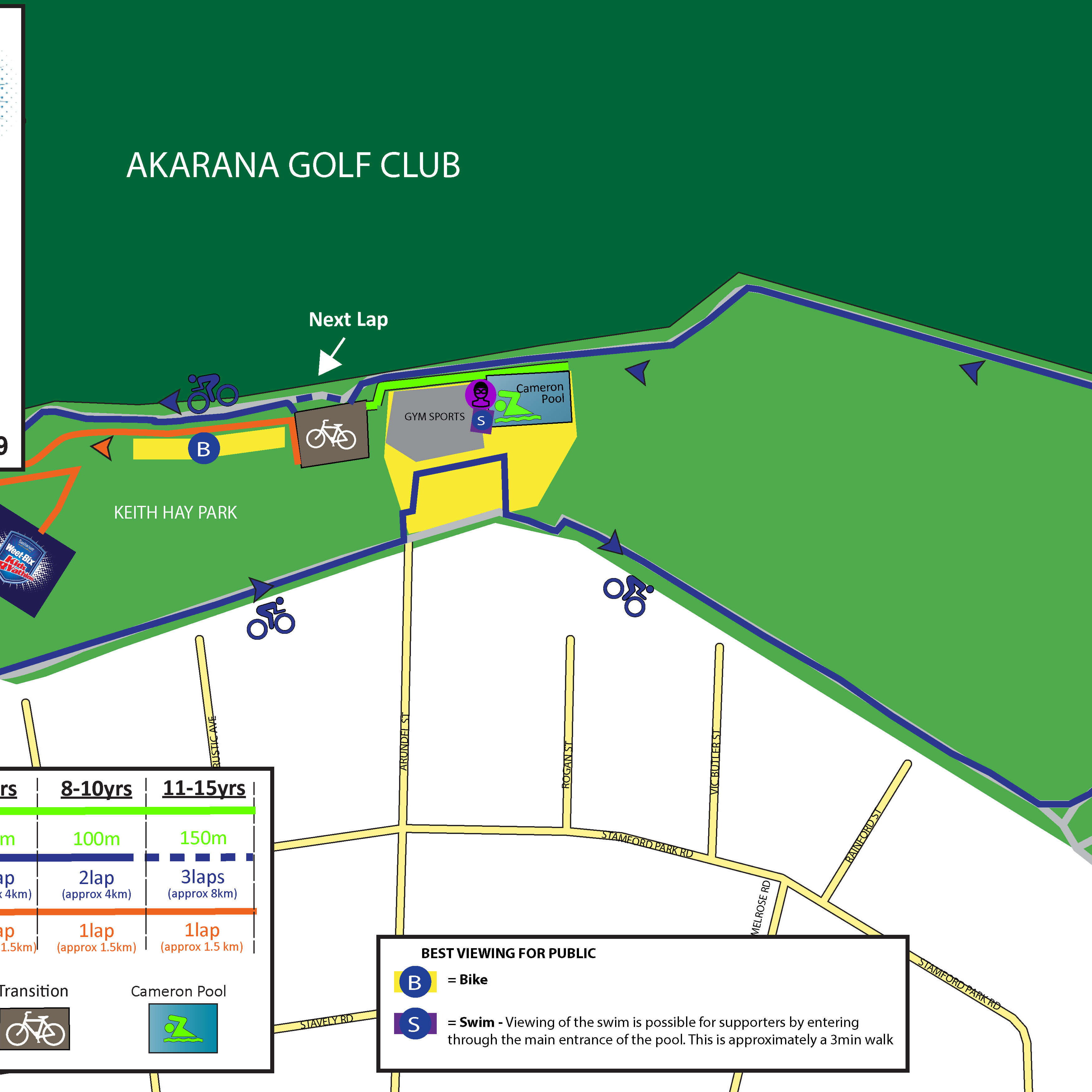 4 - SWBKT Central West Auckland Course Map 2019 FINAL