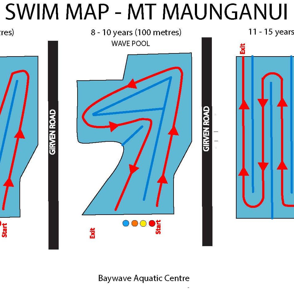 17-18 Mt Maunganui - Swim Map v2