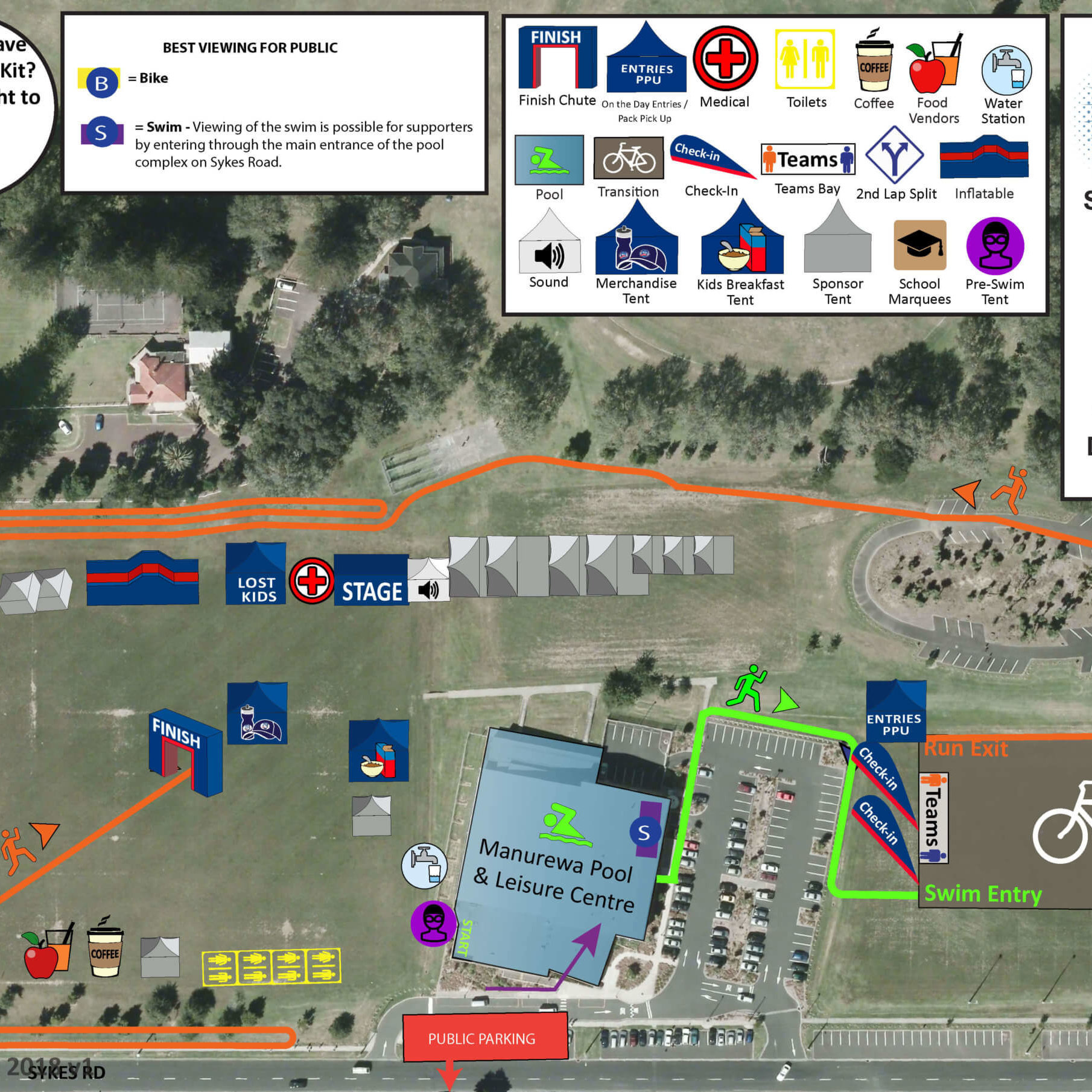 3 - SWBKT South Auckland Village Map 2019 FINAL